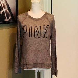 Women's VS Pink size xtra small stretch sweater!